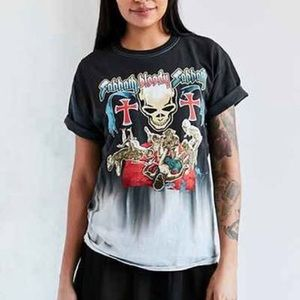Urban Outfitters Black Sabbath Band Tee